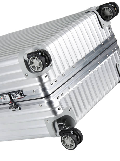 Valise Rigide Classic Rimowa Argent classic 972-63-4 vue secondaire 3