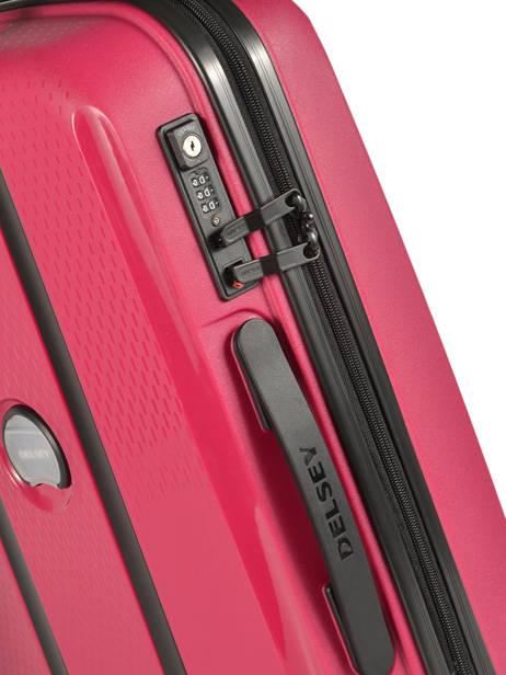 Handbagage Delsey Roze belmont + 3861803 ander zicht 1
