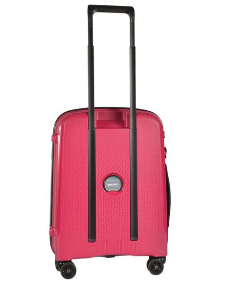 Handbagage Delsey Roze belmont + 3861803 ander zicht 4