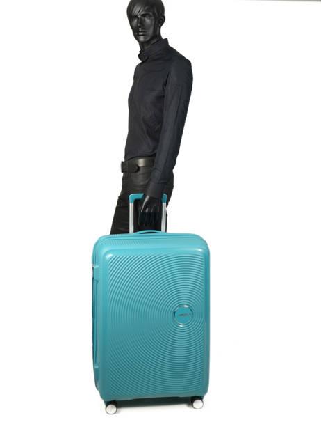 Valise Rigide Soundbox American tourister Vert soundbox 32G003 vue secondaire 3