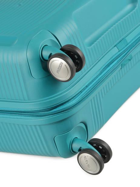 Valise Rigide Soundbox American tourister Vert soundbox 32G002 vue secondaire 1