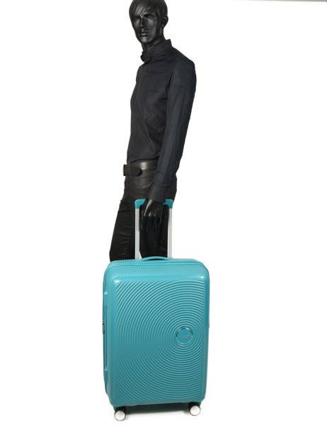 Valise Rigide Soundbox American tourister Vert soundbox 32G002 vue secondaire 3