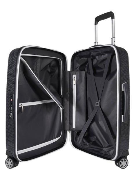 Handbagage Samsonite Zwart mixmesh CH6001 ander zicht 6