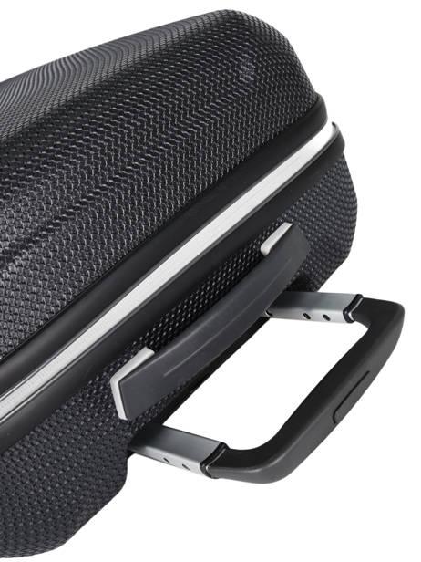 Handbagage Samsonite Zwart mixmesh CH6001 ander zicht 1
