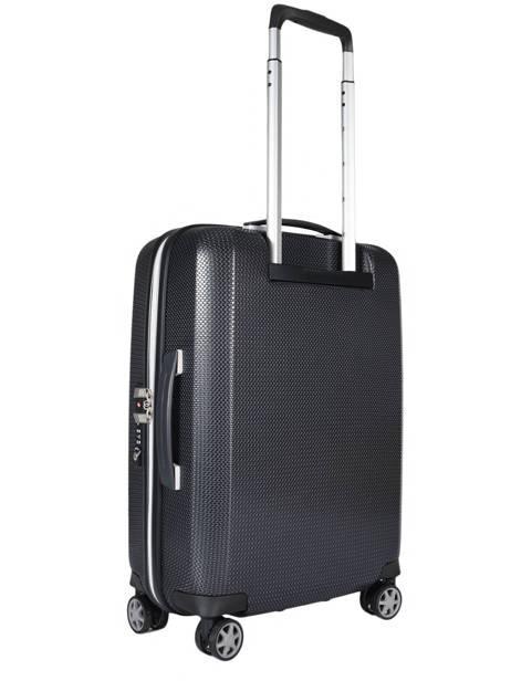 Handbagage Samsonite Zwart mixmesh CH6001 ander zicht 5