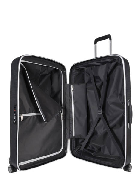 Valise Rigide Mixmesh Samsonite Noir mixmesh CH6004 vue secondaire 6