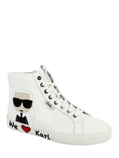 Karl ikonik hi lace-KARL LAGERFELD