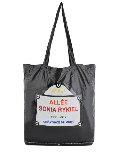 "Sac Shopping Pliable ""allée Sonia Rykiel"" Sonia rykiel Bleu allee sonia rykiel 52402-97"