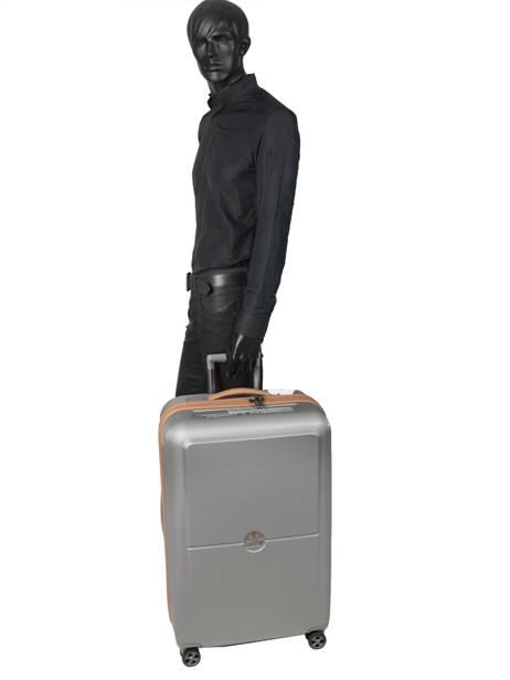 Valise Rigide Turenne Premium Delsey Gris turenne premium 1624826 vue secondaire 3