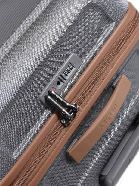 Valise Rigide Turenne Premium Delsey Gris turenne premium 1624816 vue secondaire 1