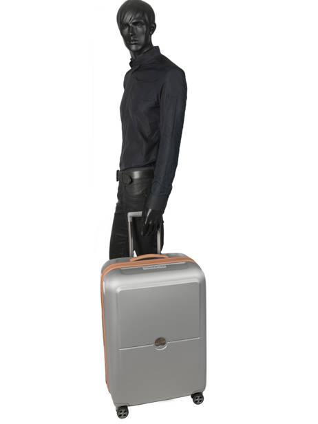 Valise Rigide Turenne Premium Delsey Gris turenne premium 1624816 vue secondaire 3