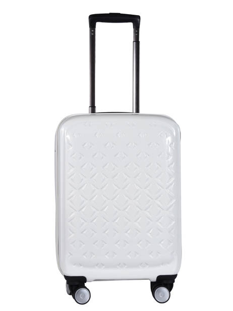 Valise Cabine Quadra Travel Blanc quadra 18802-S
