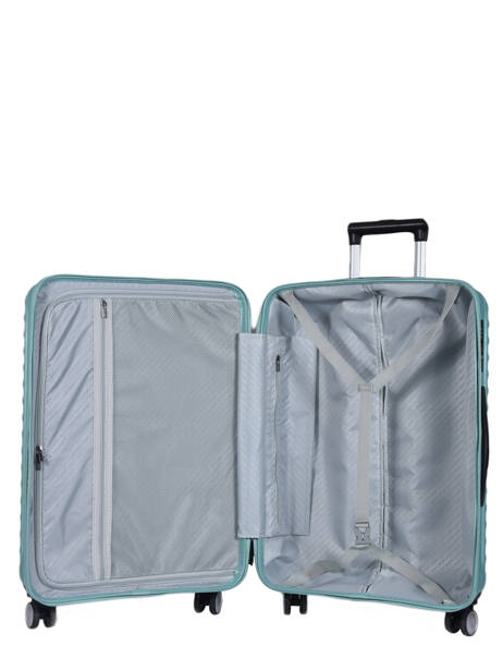 Valise Rigide M Wind Travel Bleu wind 18812-M vue secondaire 4