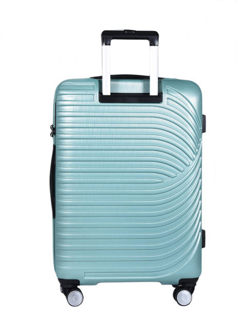 Valise Rigide M Wind Travel Bleu wind 18812-M vue secondaire 3