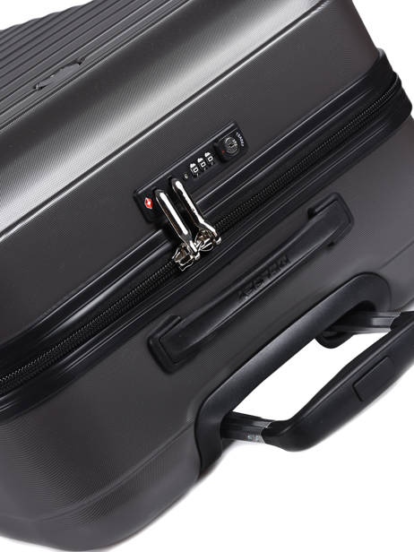 Harde Reiskoffer Segur 2.0 Delsey Zwart segur 2.0 2058820 ander zicht 1