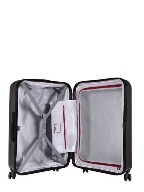 Handbagage Delsey Zwart segur 2.0 2058803 ander zicht 4