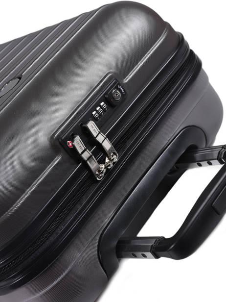 Handbagage Delsey Zwart segur 2.0 2058803 ander zicht 1