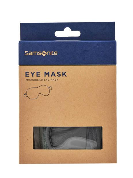 Masque De Repos Samsonite Noir accessoires C01030