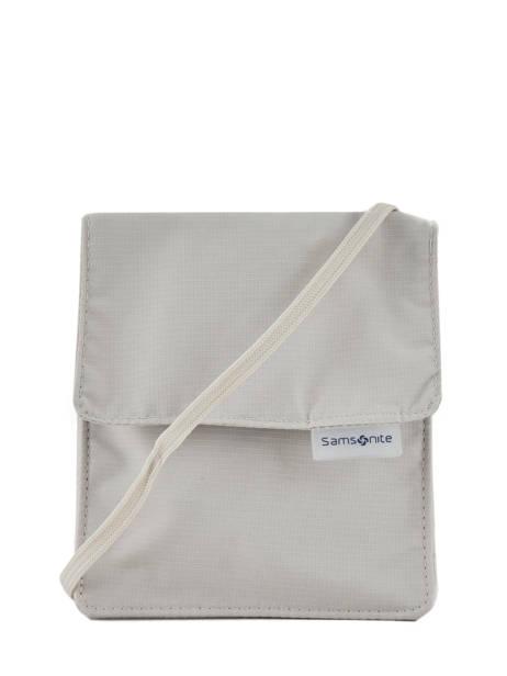 Pochette De Voyage Samsonite Gris accessoires C01075