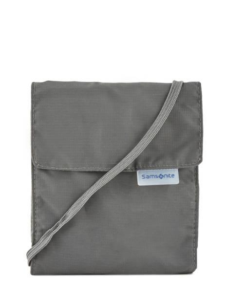 Pochette De Voyage Samsonite Gris accessoires C01076