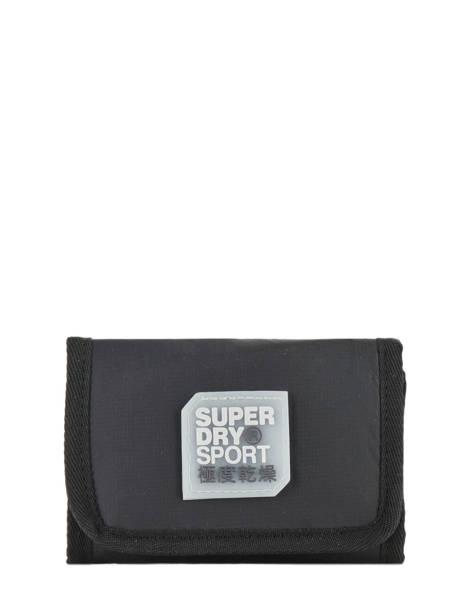 Portefeuille Superdry Noir accessories MS4003MT