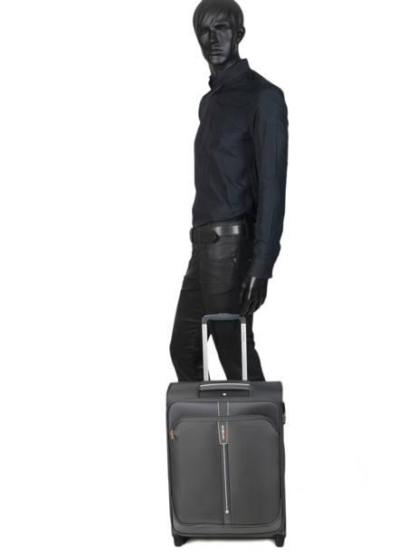 Handbagage Samsonite Grijs popsoda CT4001 ander zicht 3