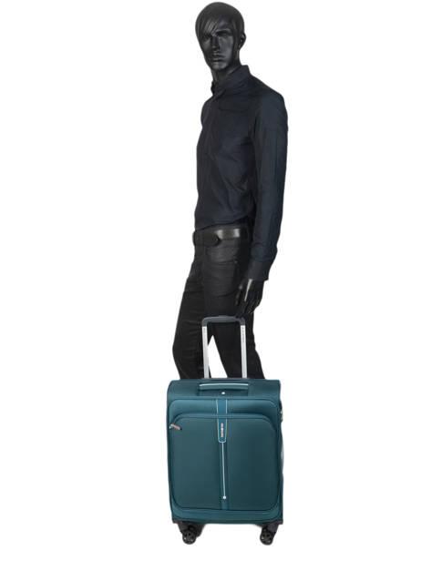 Handbagage Samsonite Zwart popsoda CT4003 ander zicht 3