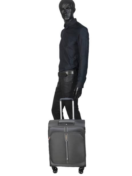 Handbagage Samsonite Grijs popsoda CT4003 ander zicht 3