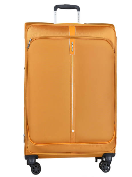 Valise Souple Extensible Popsoda Samsonite Jaune popsoda CT4005