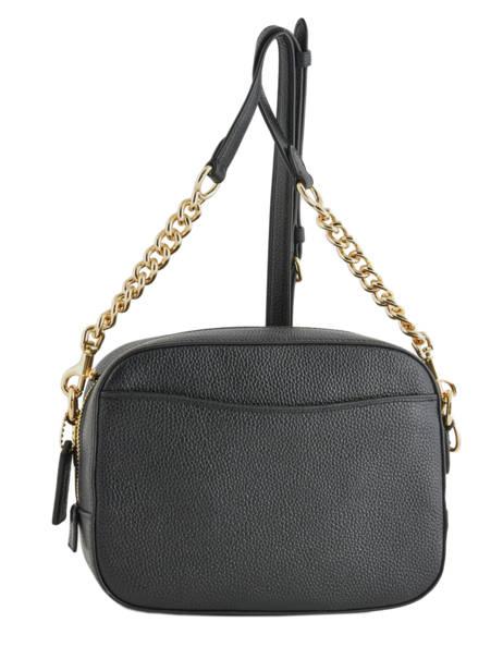 Cross Body Tas Camera Bag Leder Coach Zwart camera bag 29411 ander zicht 4