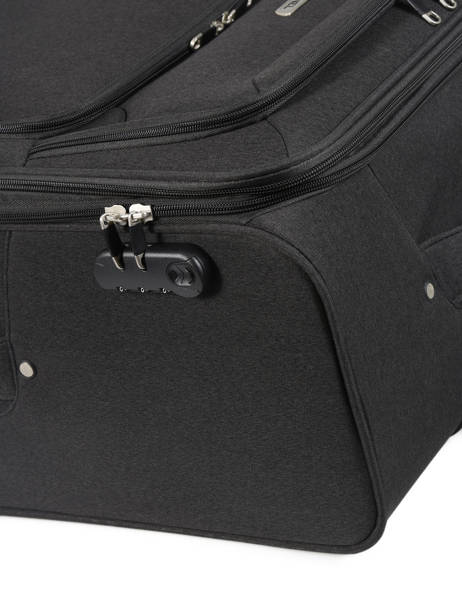 Valise Souple Snow Travel Gris snow 12208-L vue secondaire 1