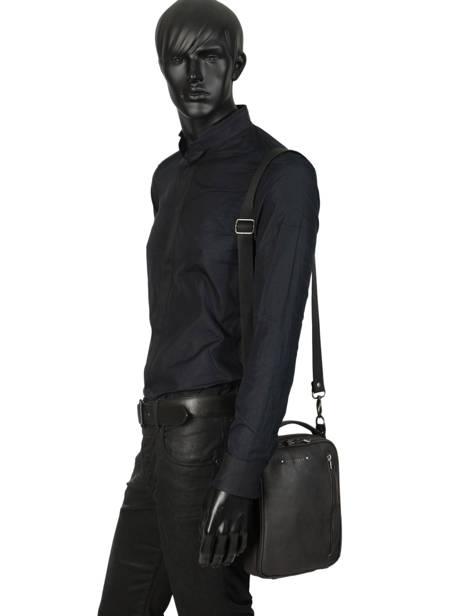 Pochette Homme Foures Noir baroudeur 9329 vue secondaire 2