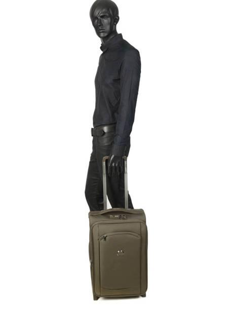 Handbagage Delsey Groen montmartre air 2.0 2352724 ander zicht 3