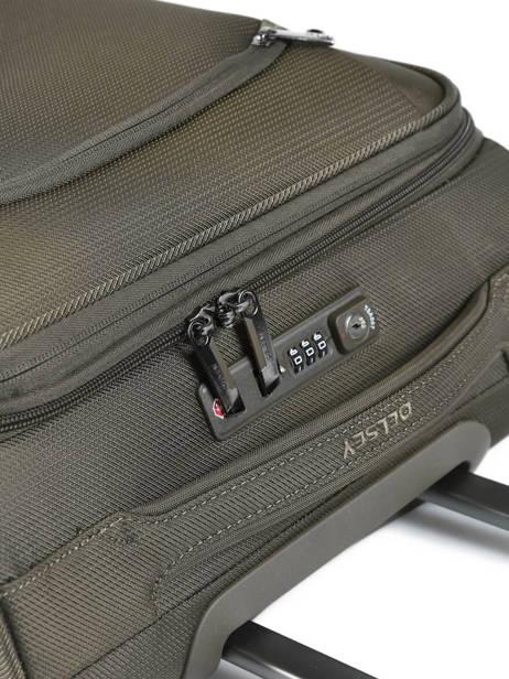 Handbagage Delsey Groen montmartre air 2.0 2352724 ander zicht 1