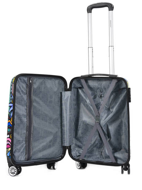 Handbagage Palms Madisson Blauw merveilles 96820K ander zicht 4
