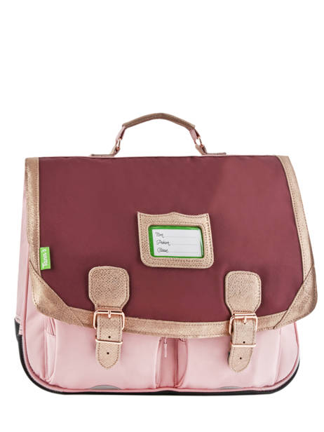 Cartable 2 Compartiments Tann's Multicolore fantaisie fille 41284