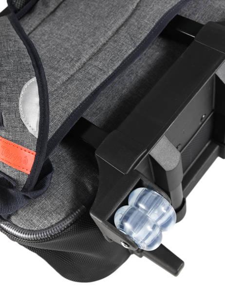 Cartable à Roulettes 2 Compartiments Tann's Noir les chines 43135 vue secondaire 1