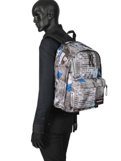 Sac à Dos Back To Work + Pc 14'' Eastpak Multicolore authentic K936 vue secondaire 3