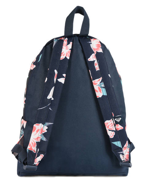 Sac à Dos 1 Compartiment Roxy Bleu back to school RJBP3950 vue secondaire 2