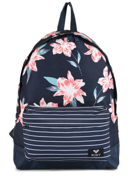 Sac à Dos 1 Compartiment Roxy Bleu back to school RJBP3950