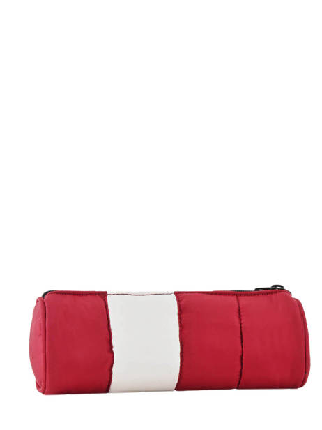 Trousse 1 Compartiment Schott Rouge downbag 11714 vue secondaire 2
