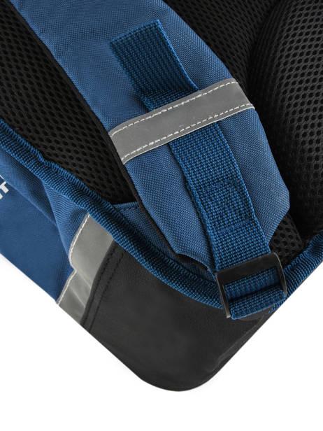 Cartable Olympique de marseille Bleu droit au but 192O203S vue secondaire 2
