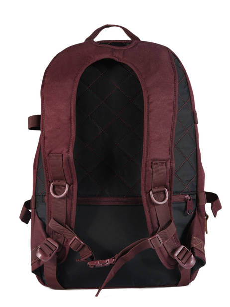 Sac à Dos Volker Eastpak Rouge pbg core series PBGK207 vue secondaire 3