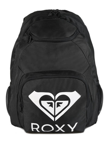 Rugzak 2 Compartimenten + Pc 15'' Roxy Zwart back to school RJBP3954