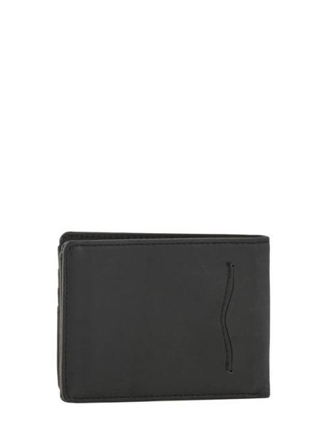 Portefeuille Quiksilver Noir wallets QYAA3848 vue secondaire 1