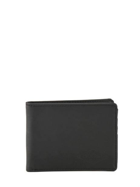 Portefeuille Quiksilver Noir wallets QYAA3848