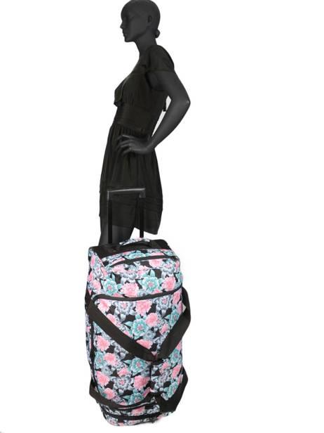 Reistas Luggage Roxy Zwart luggage RJBL3168 ander zicht 3