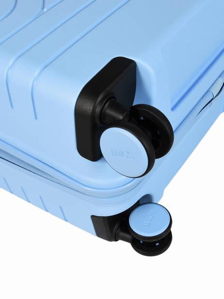 Valise Rigide Extensible Ulisse By bric's Bleu ulisse B1Y08432 vue secondaire 3