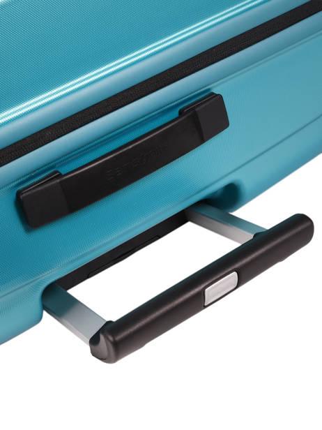 Handbagage Samsonite Blauw orfeo CC4001 ander zicht 2