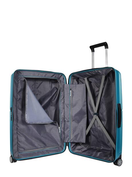 Valise Rigide Orfeo Samsonite Bleu orfeo CC4002 vue secondaire 6